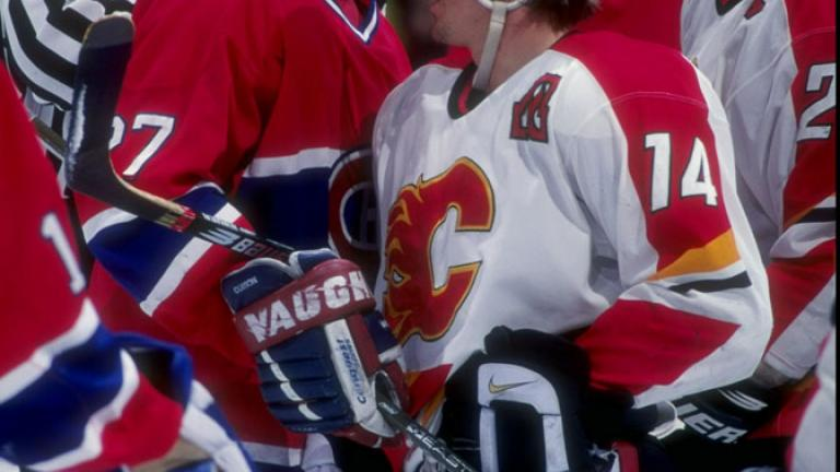 Theoren Fleury | Flames, 166th in 1987