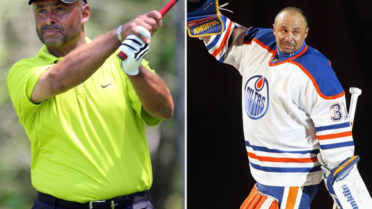 "<div align=""center""><span style=""font-size: 16pt;"">Grant Fuhr</span> <br/> <span style=""font-size: 13pt;"">NHL Hall of Fame Goalie</span></div>"