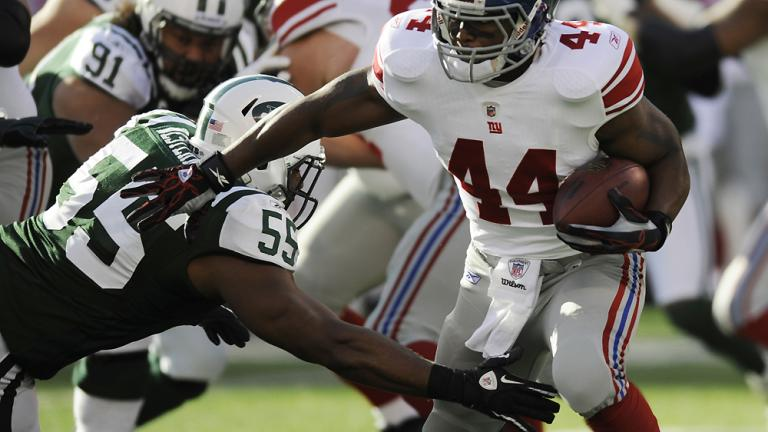 Giants 29, Jets 14