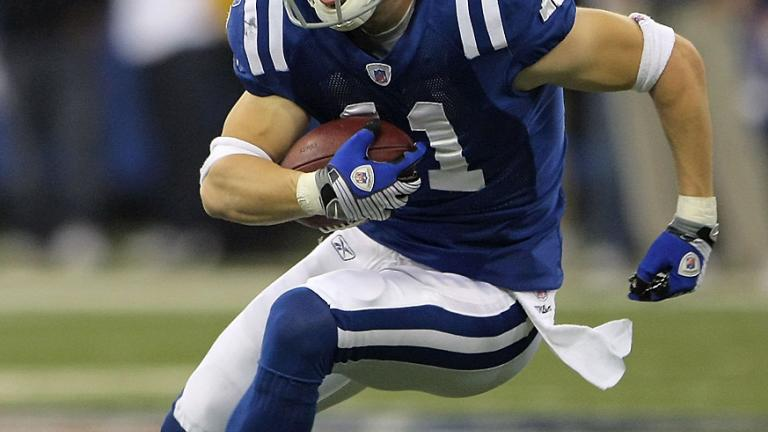Anthony Gonzalez, Colts WR