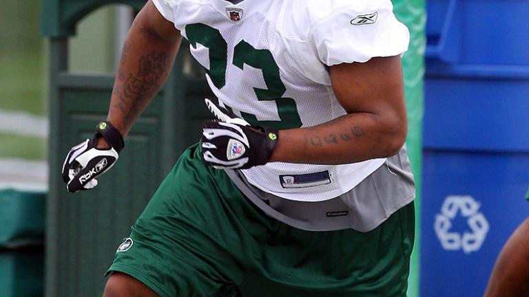 Shonn Greene, Jets RB