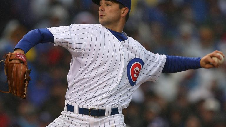 Ted Lilly, SP, Cubs