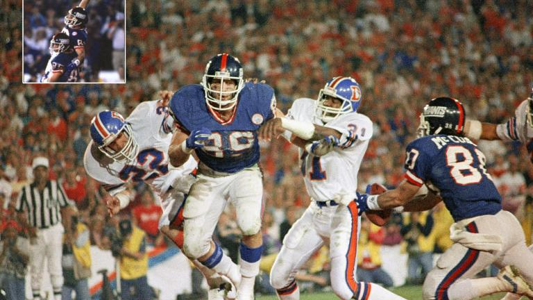 21. Phil Simms' perfect 10