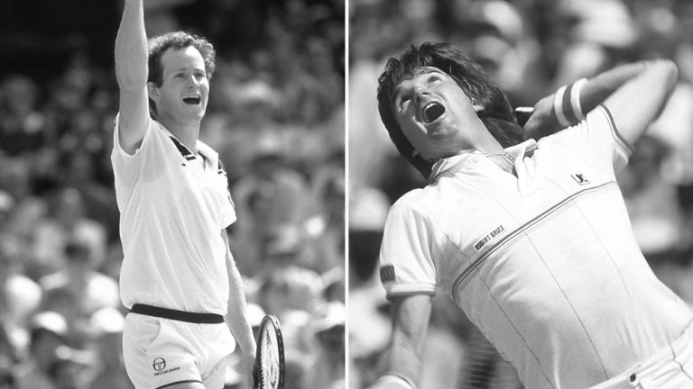 1984: John McEnroe def. Jimmy Connors 6-1, 6-1, 6-2