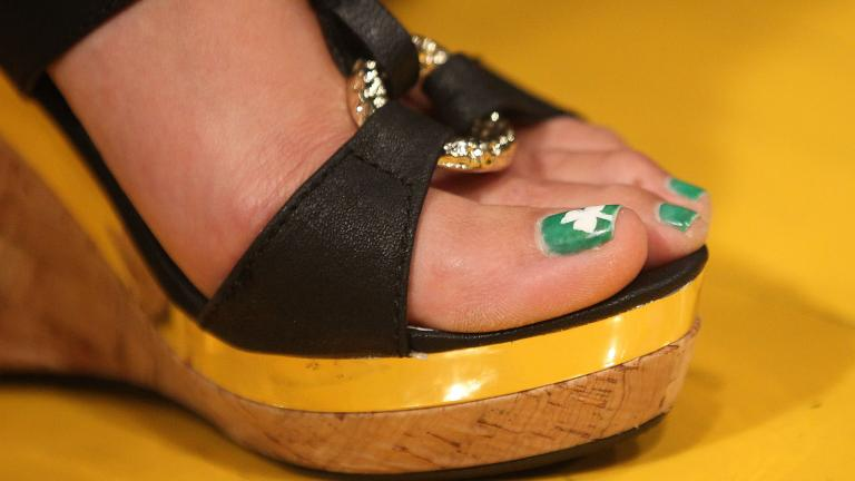 Celtic toes