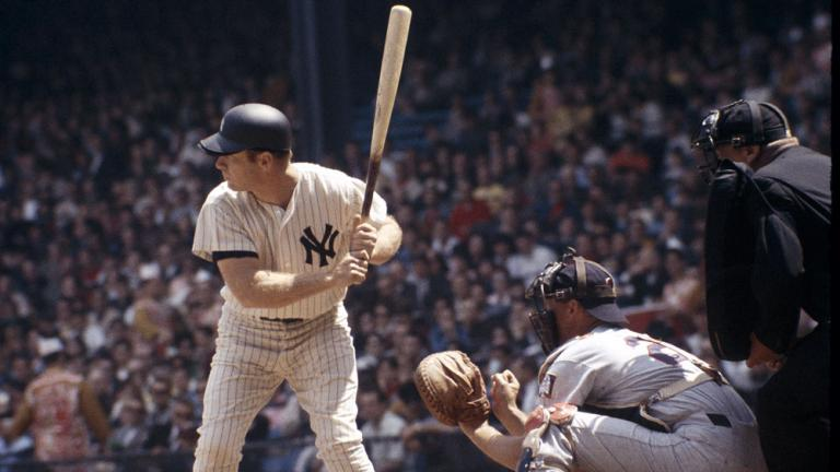 Mickey Mantle | 1951-68