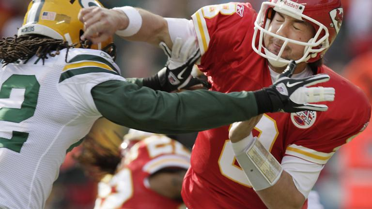 Chiefs 19, Packers 14