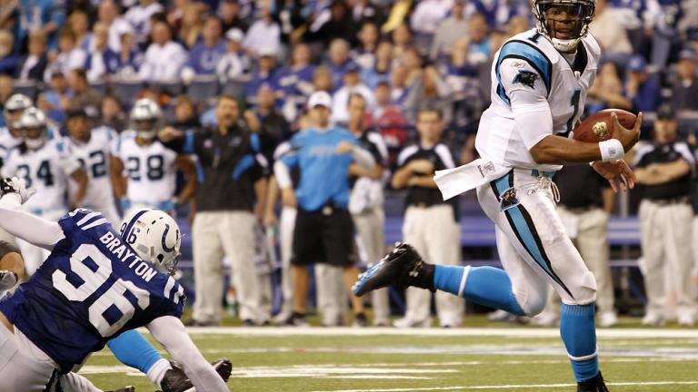 Panthers 27, Colts 19