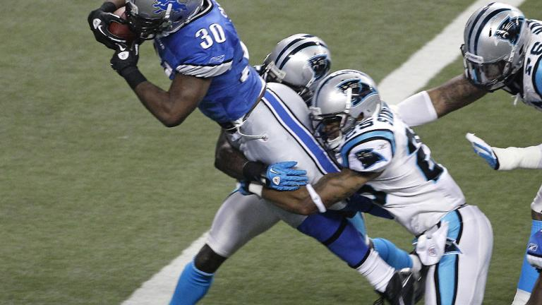 Lions 49, Panthers 35