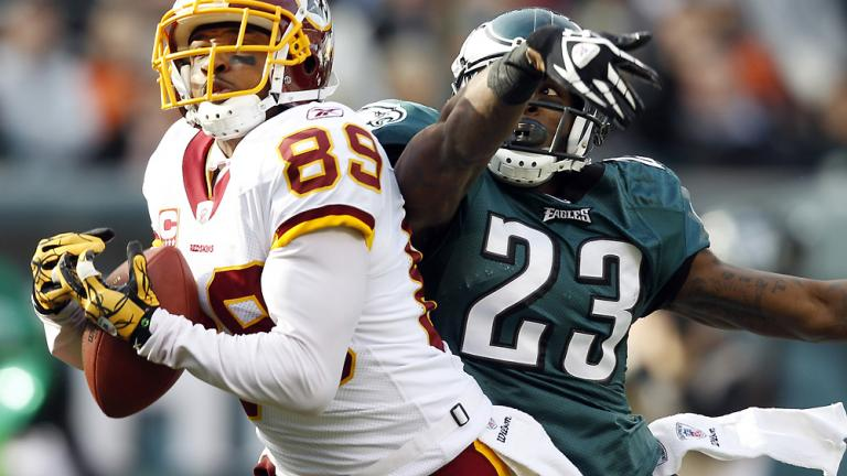 Eagles 34, Redskins 10