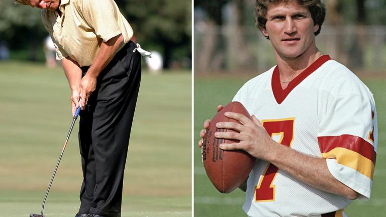 "<div align=""center""><span style=""font-size: 16pt;"">Joe Theismann</span> <br/> <span style=""font-size: 13pt;"">Former NFL All-Pro QB</span></div>"