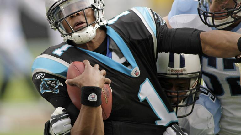 Titans 30, Panthers 3