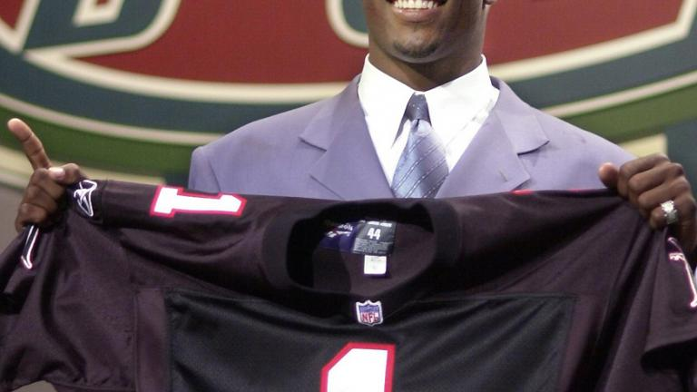 Michael Vick, QB, Virginia Tech