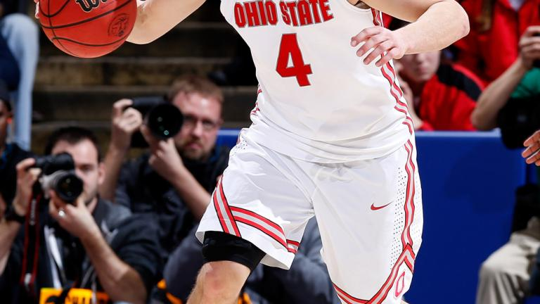 3. Aaron Craft, Ohio State