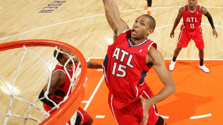 Al Horford, Forward/Center, Atlanta Hawks