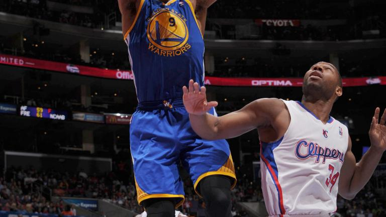 Andre Iguodala, Forward, Golden State Warriors