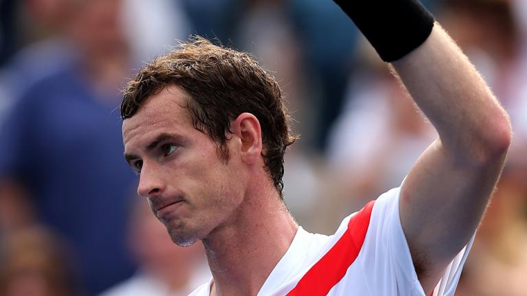 Murray downs Mayer