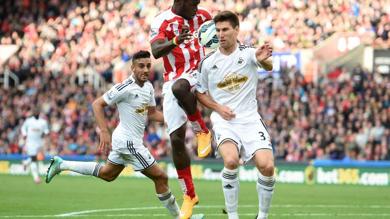 Stoke City 2, Swansea City 1