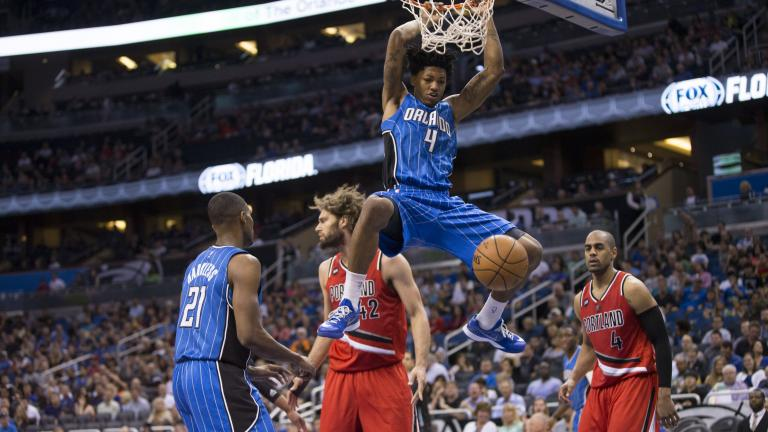 Elfrid Payton notches second straight triple-double