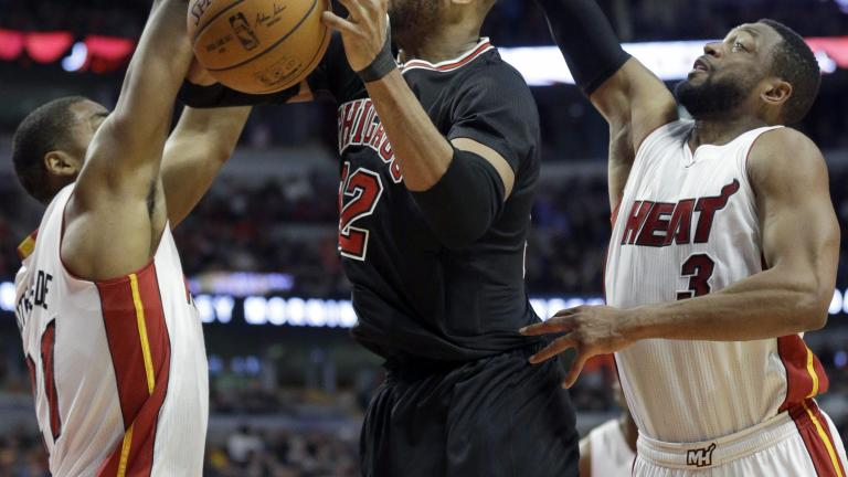 Hassan Whiteside notches 12 blocks as part of triple-double