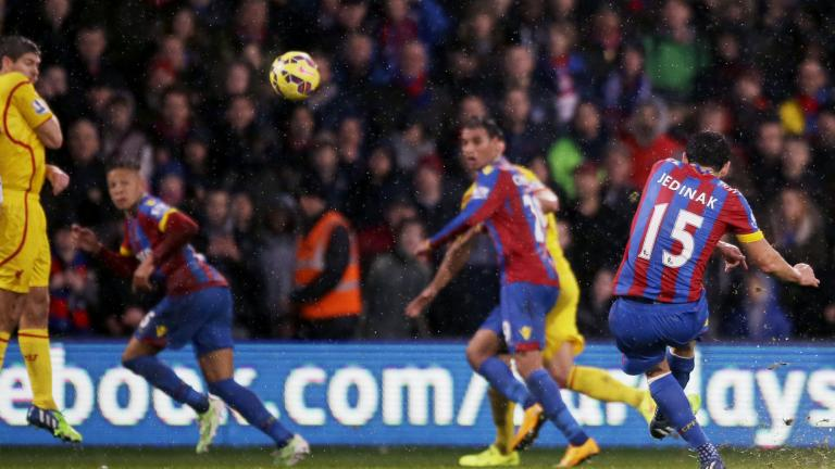 Crystal Palace 3, Liverpool 1