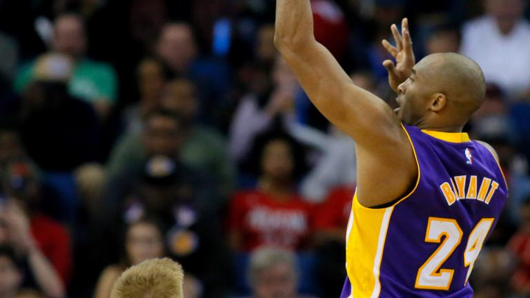 Kobe Bryant to miss the rest of the season
