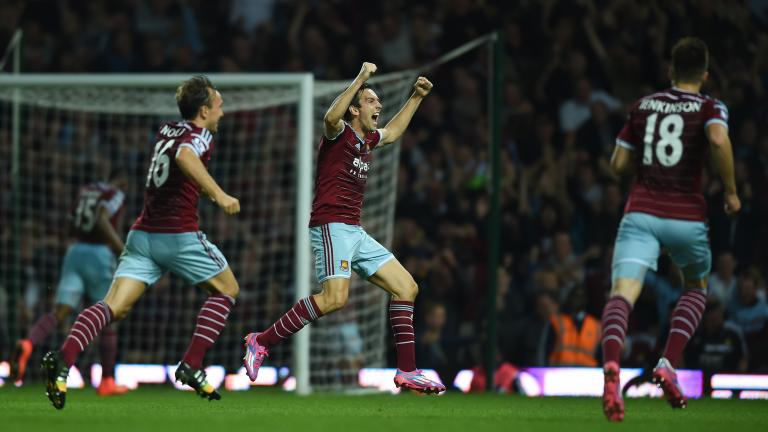 West Ham United 3, Liverpool 1