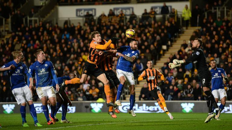 Leicester City 1, Hull City 0