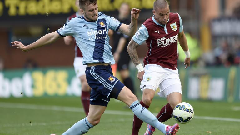 West Ham United 3, Burnley 1