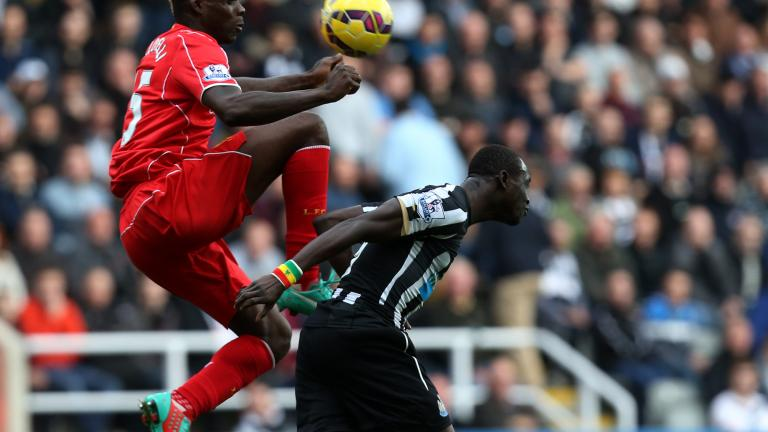 Newcastle United 1, Liverpool 0