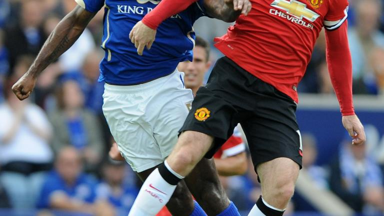 Leicester City 5, Manchester United 3