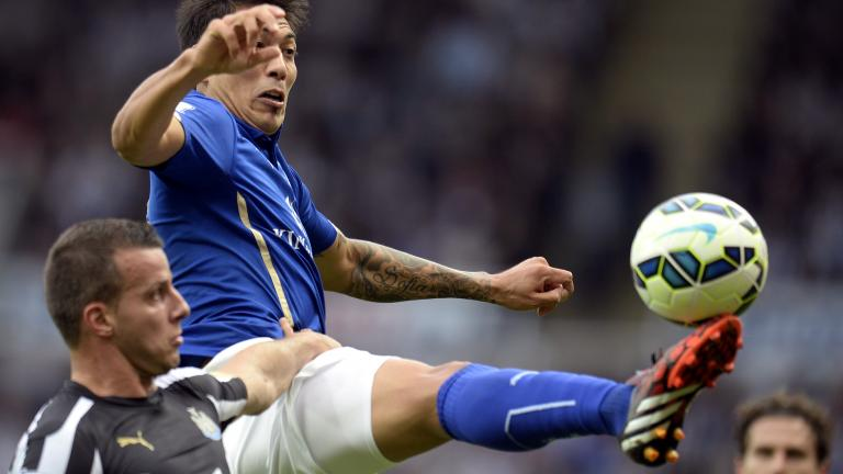 Newcastle United 1, Leicester City 0
