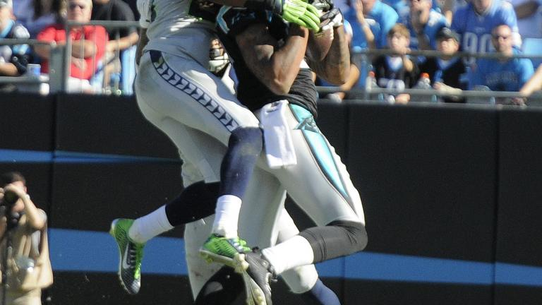 Seahawks 13, Panthers 9