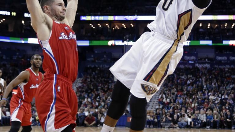 No Anthony Davis, no problem as Pelicans take down Clippers