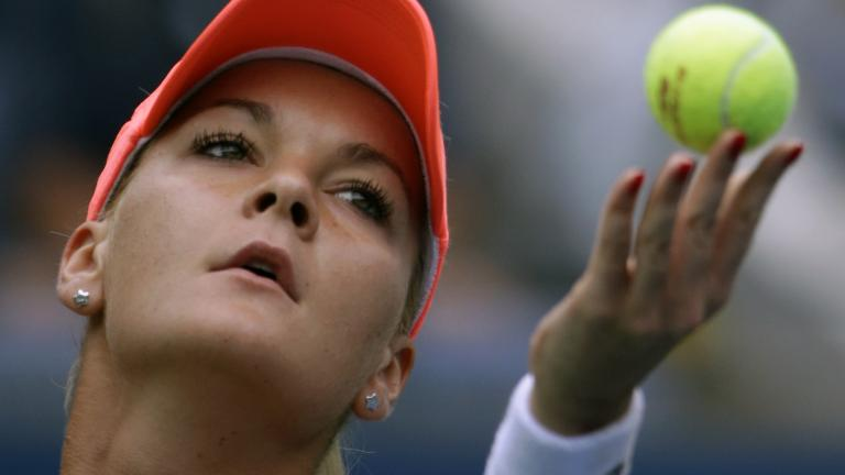Radwanska beats Soler-Espinosa in first round
