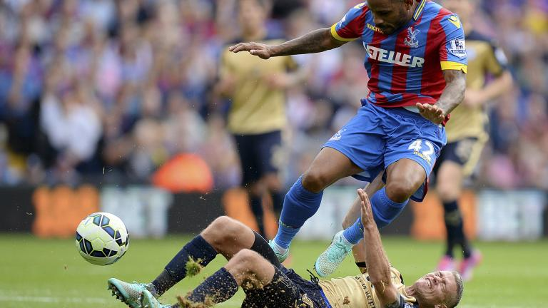 Crystal Palace 2, Leicester City 0
