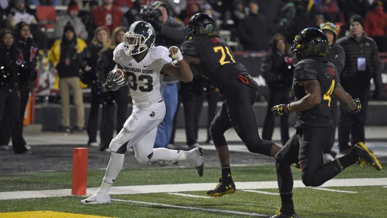 (12) Michigan State 37, Maryland 15