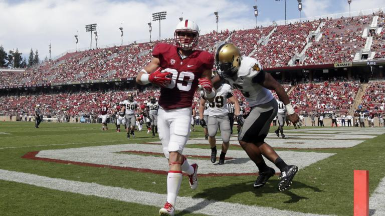 (15) Stanford 35, Army 0