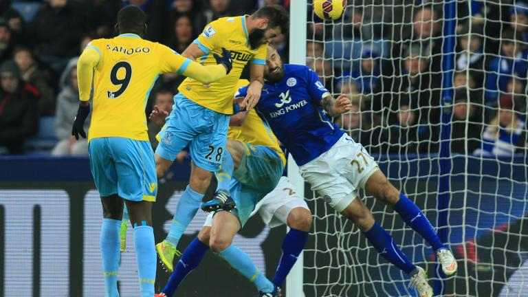 Crystal Palace 1, Leicester City 0