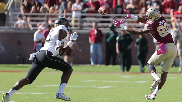 (1) Florida State 43, Wake Forest 3