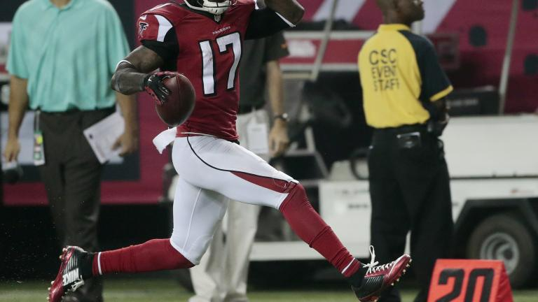 Falcons 56, Buccaneers 14