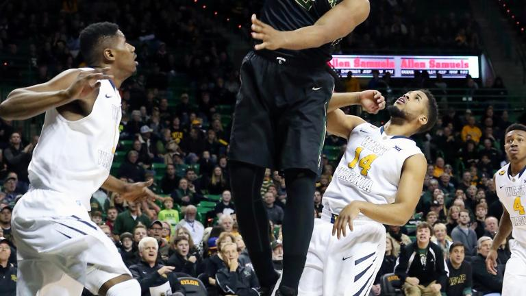 (19) Baylor 78, (20) West Virginia 66