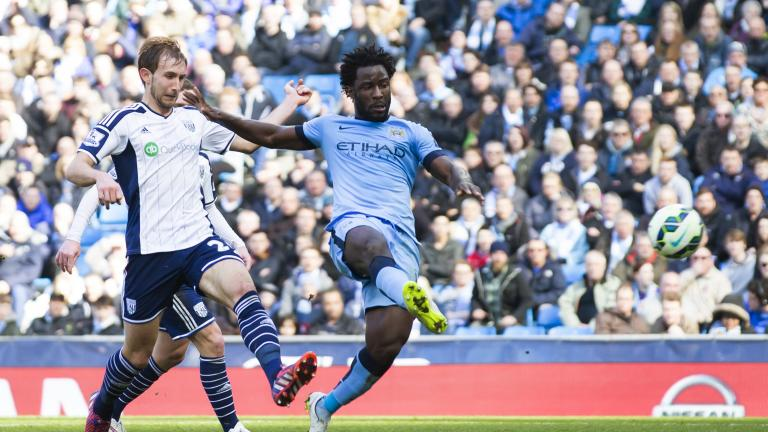 Manchester City 3, West Bromwich Albion 0