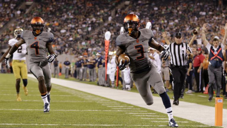 (8) Notre Dame 31, Syracuse 15
