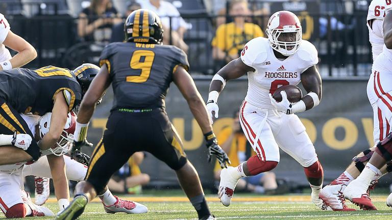 Indiana 31, (18) Missouri 27