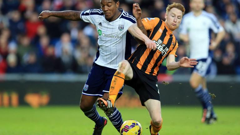 West Bromwich Albion 1, Hull City 0