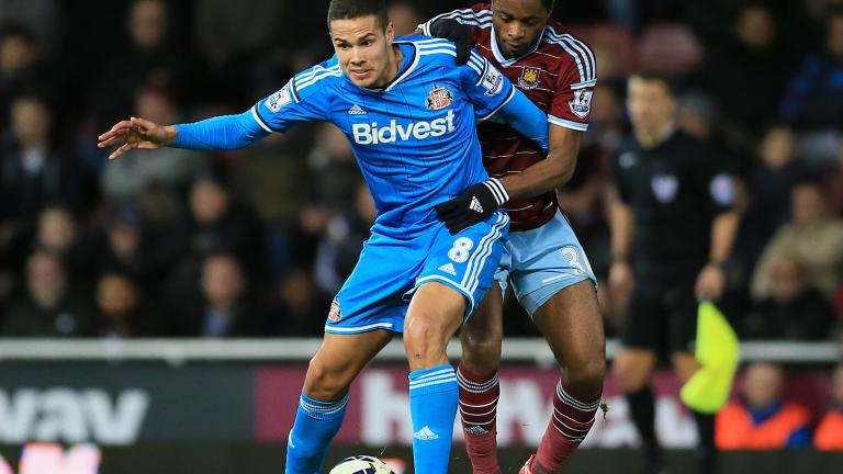 West Ham United 1, Sunderland 0