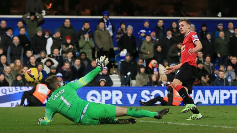 Manchester United 2, QPR 0