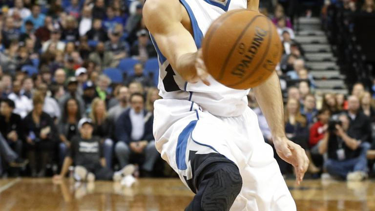 Ricky Rubio dishes 15 assists as Timberwolves run past Trail Blazers
