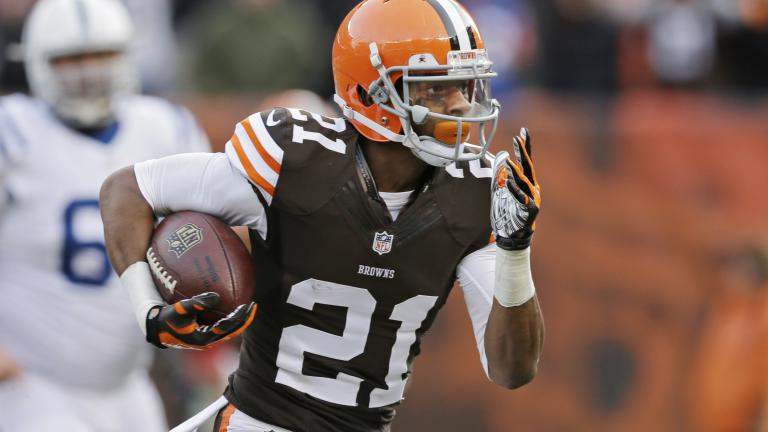 Colts 25, Browns 24